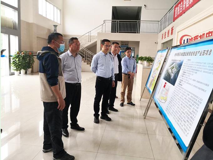 自治区人力资源社会保障厅副厅长蒋劼带队到桂林调研高层次人才引进培养工作